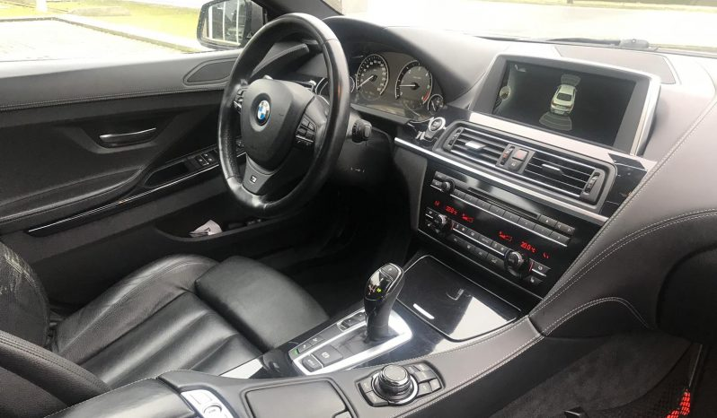 BMW 640D GRAND COUPE full