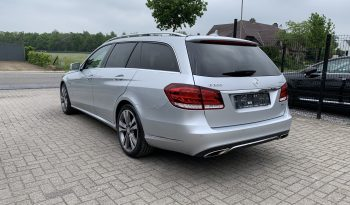 MERCEDES E200CDI BLUETEC AVANTGARDE full