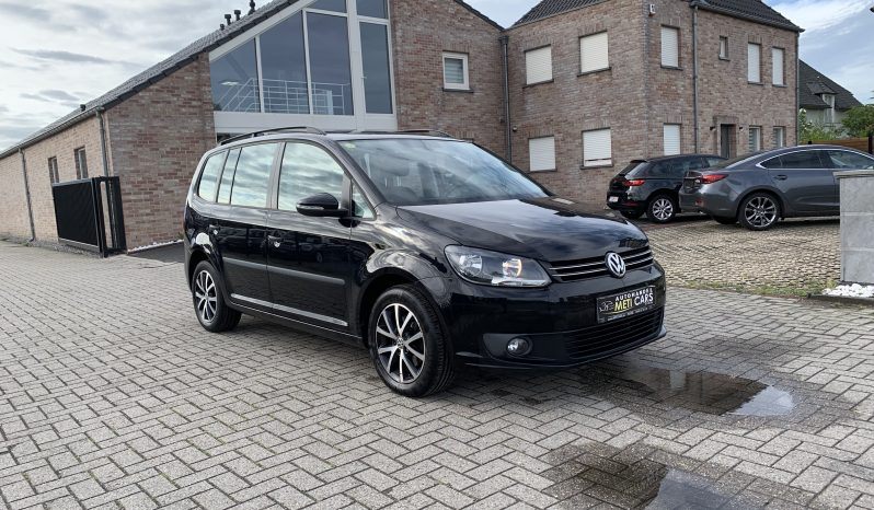 VW TOURAN 1.6TDI BMT 5PL full